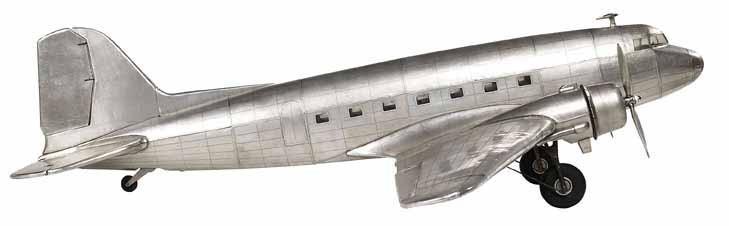 maquette aluminium avion decoration, acheter  Les prix pour modélisme